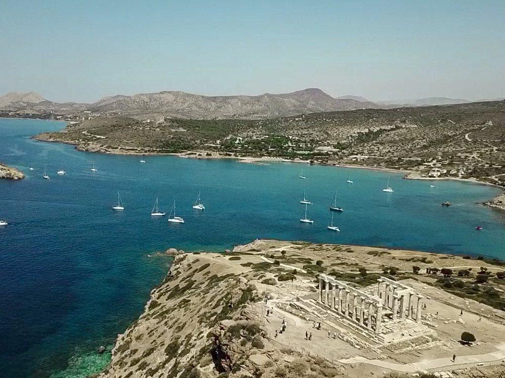 Grecia - Insulele Cyclade - Sounio by Sail United
