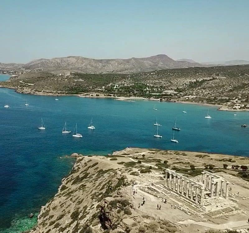 Grecia - Insulele Cyclade - Sounio by Sail United