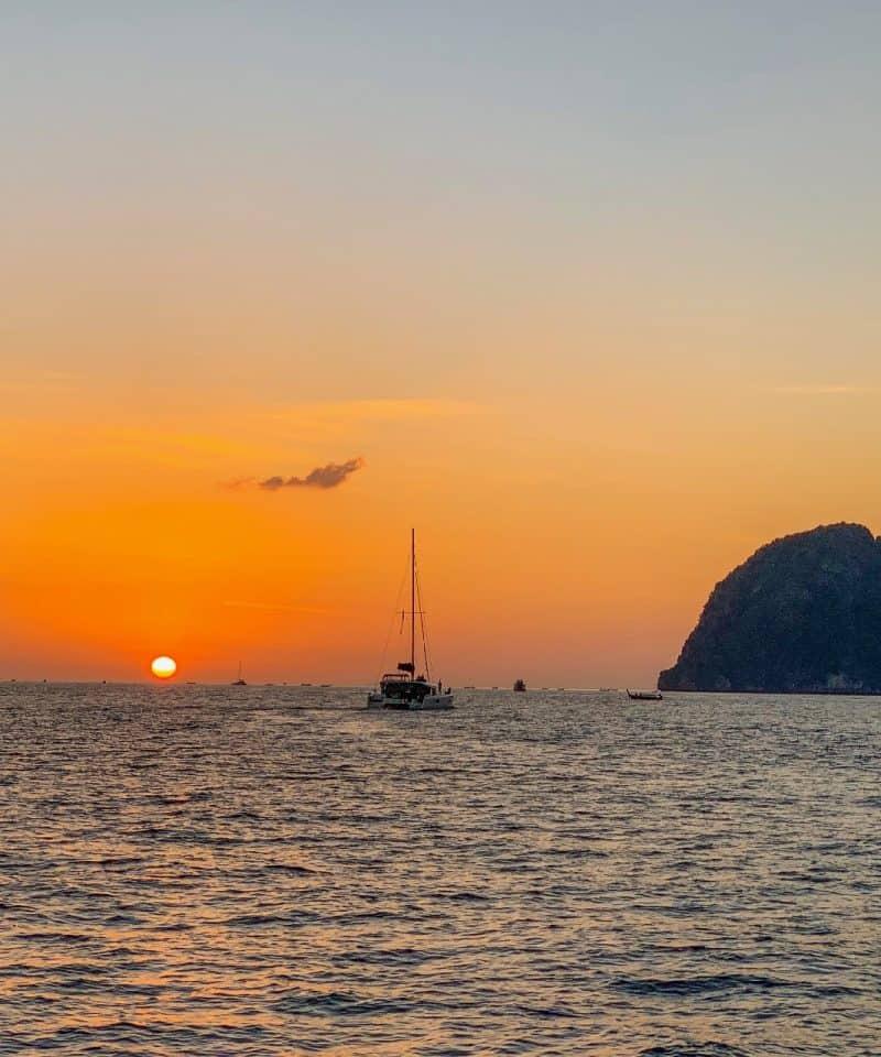 vacanta pe yacht in thailanda