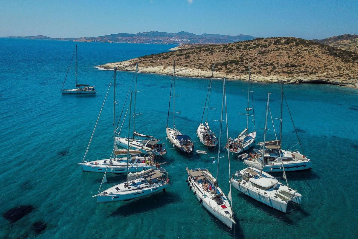 Sail United - Vacanta pe yacht in Grecia