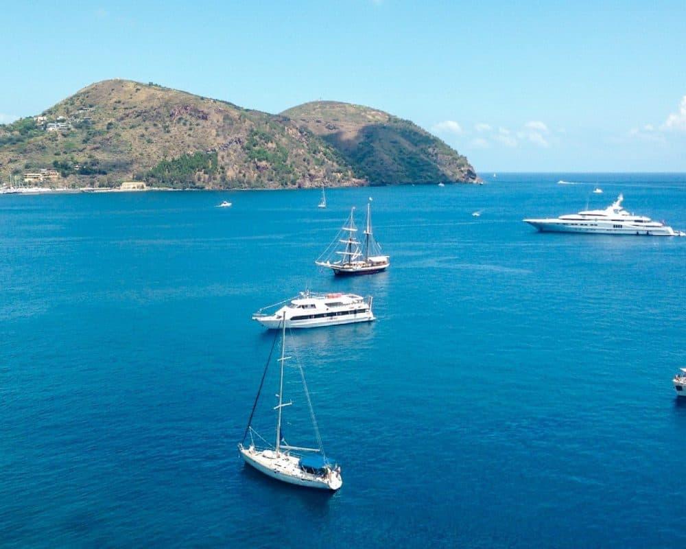Italia - Vacanta pe yacht - vacanță pe mare în Sicilia - Sail United.