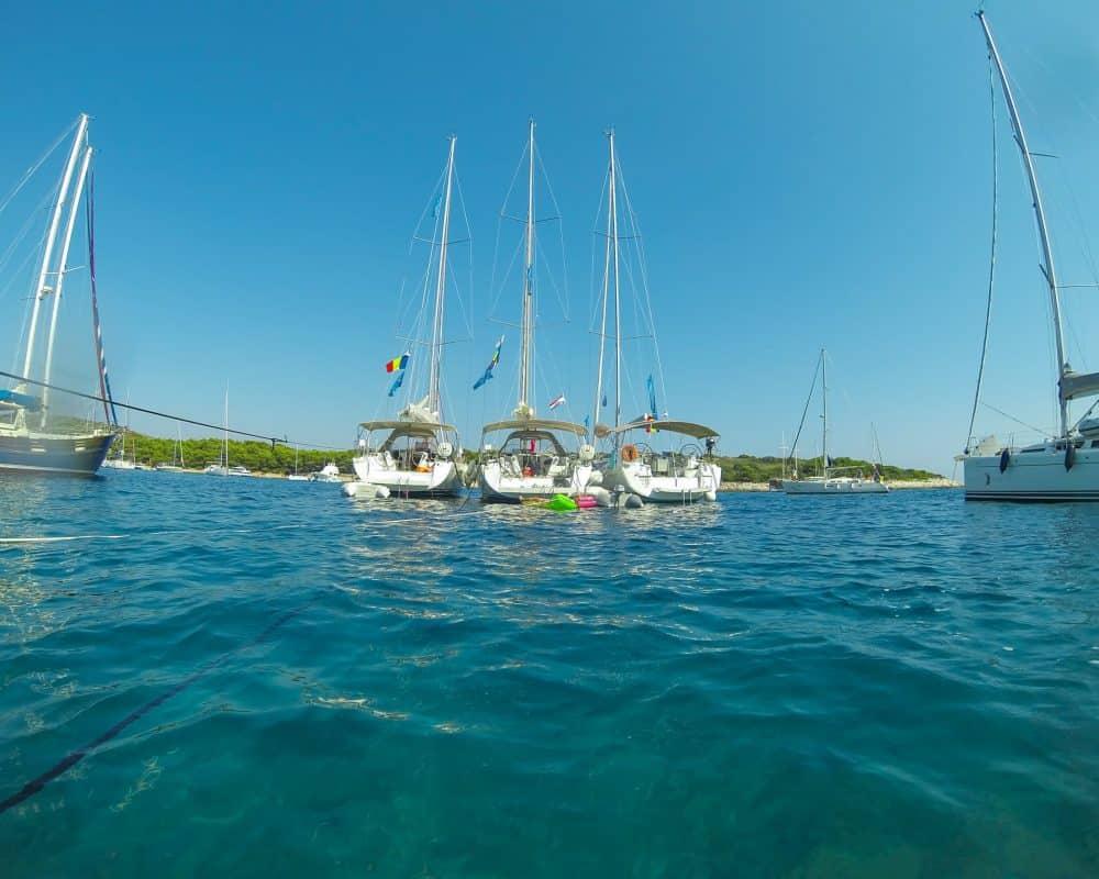 Sail United - Vacanta pe yacht - Sailing în Croația